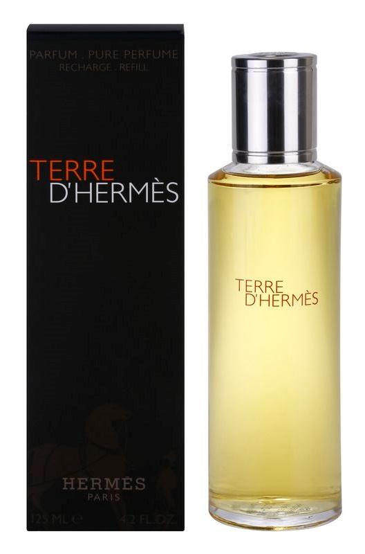 Hermès Terre d Hermes, parfum pour homme 125 ml recharge   notino.be 102f32242a3
