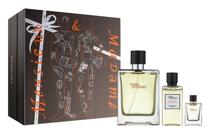 Hermès Terre d'Hermes dárková sada XIV.
