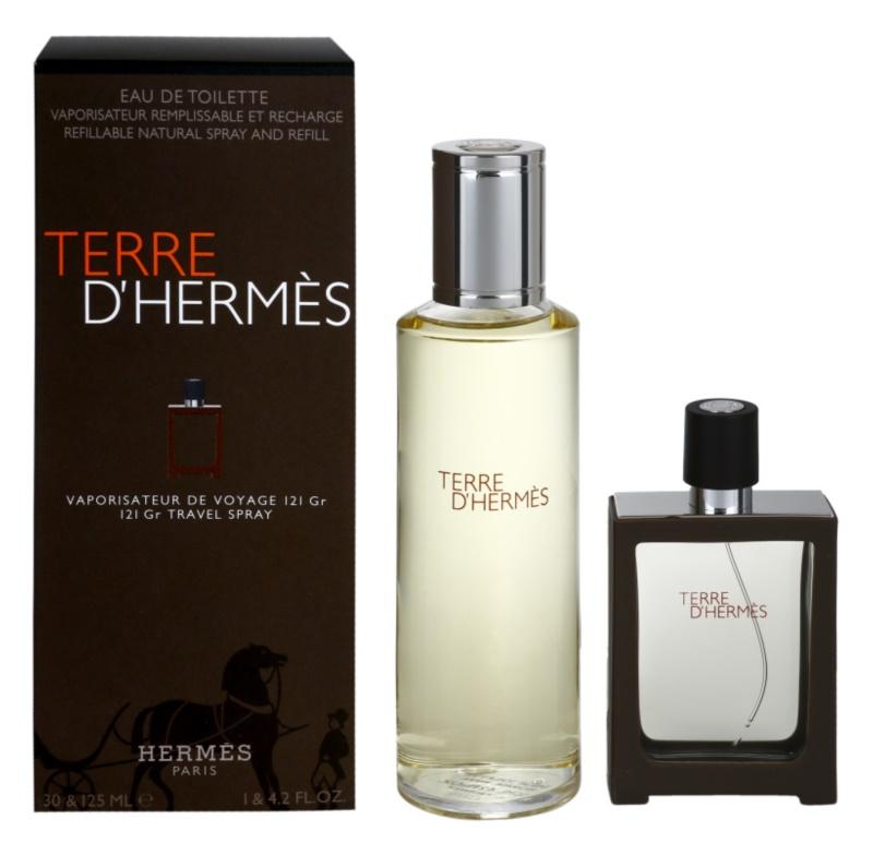 Hermès Terre d'Hermes подаръчен комплект XVI.