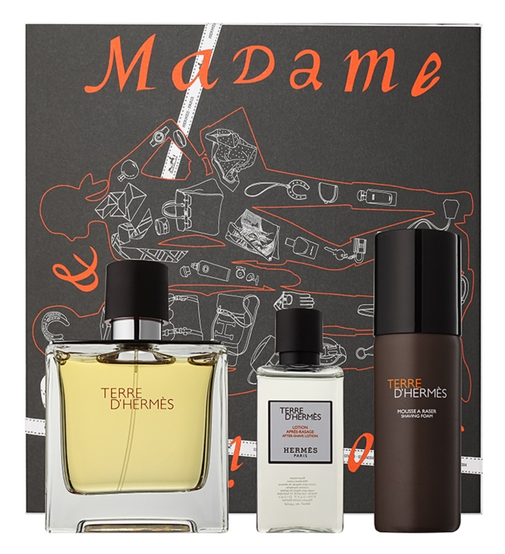 Hermès Terre d'Hermes dárková sada XVIII.