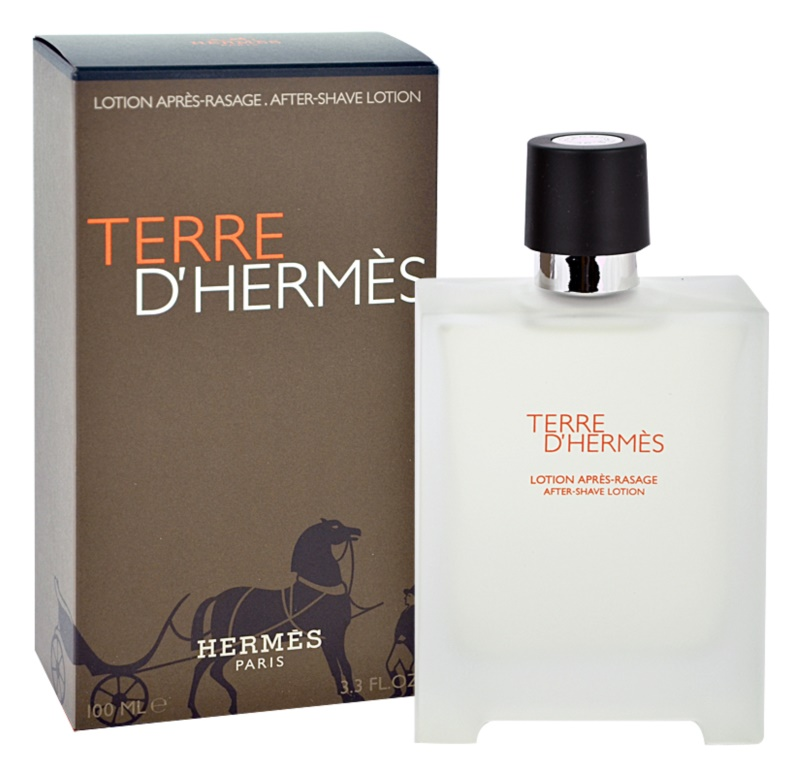 Hermès Terre d'Hermès After Shave Lotion for Men 100 ml