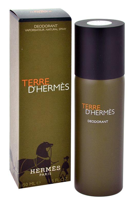 Hermès Terre d'Hermès deospray per uomo 150 ml
