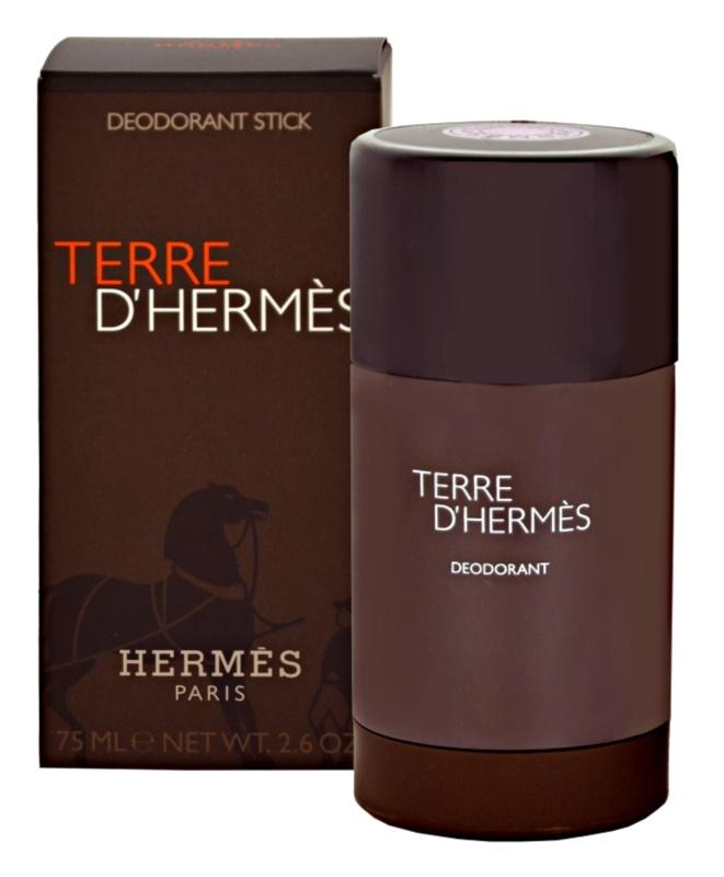 Hermès Terre d'Hermès dédorant stick pour homme 75 ml