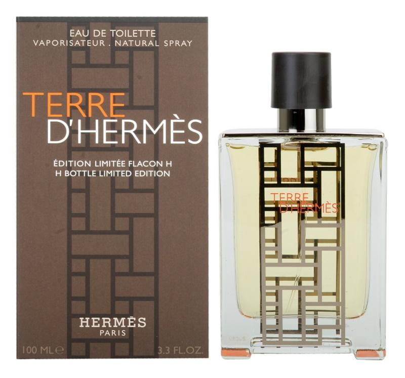 Hermès Terre d'Hermès H Bottle Limited Edition 2013 toaletná voda pre mužov 100 ml