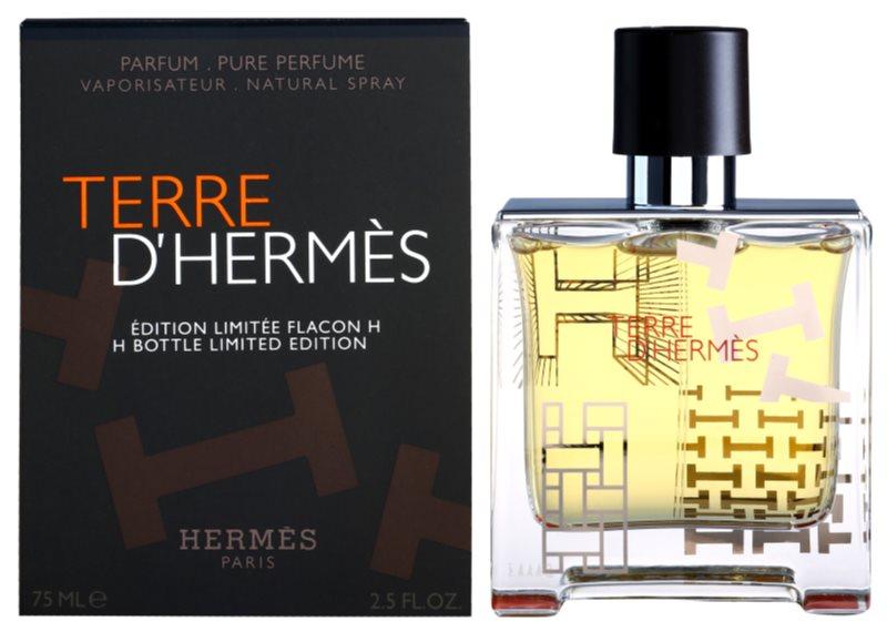 Hermès Terre d'Hermès H Bottle Limited Edition 2016 parfumuri pentru barbati 75 ml