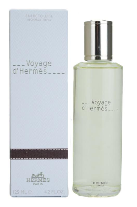 Hermès Voyage d'Hermès Eau de Toilette unisex 125 ml Refill