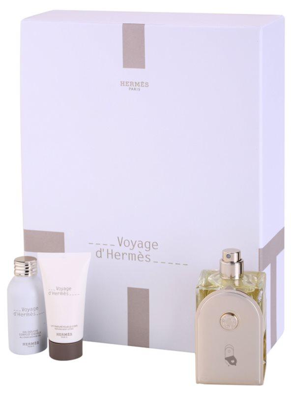 Hermès Voyage d'Hermès Gift Set I.