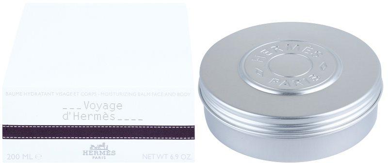 Hermès Voyage d'Hermès testkrém unisex 200 ml