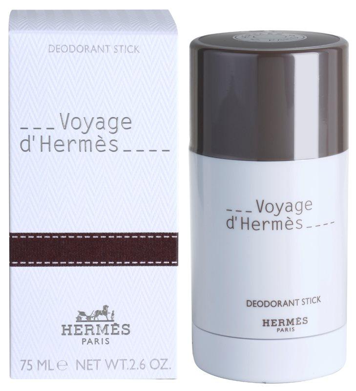 Hermes Voyage d'Hermès Deodorant Stick Unisex 75 ml