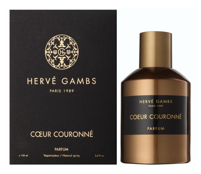 Herve Gambs Coeur Couronne Parfüm unisex 100 ml