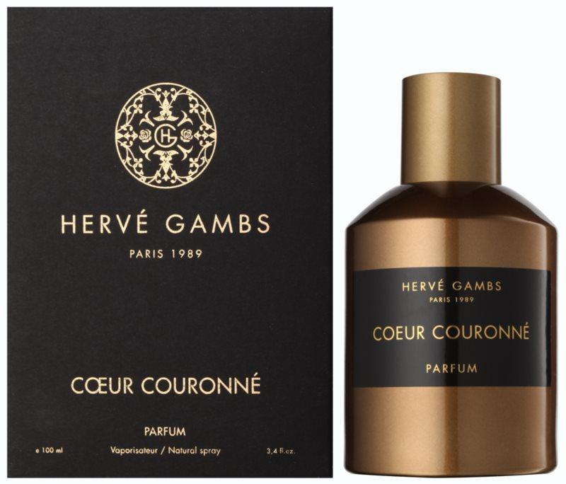 Herve Gambs Coeur Couronne parfumuri unisex 100 ml