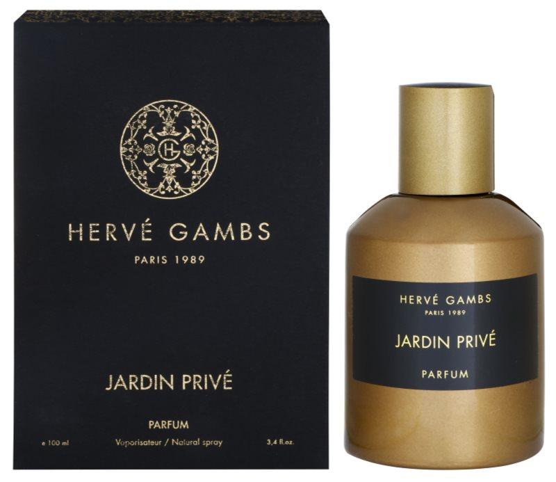 Herve Gambs Jardin Prive parfum mixte 100 ml