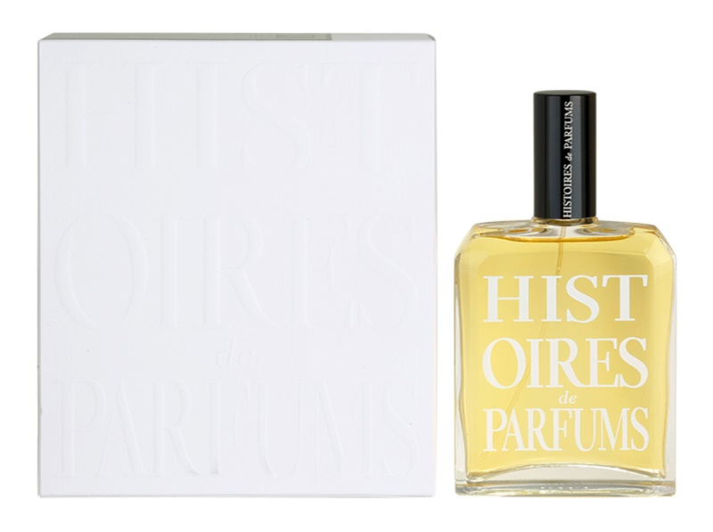 Histoires De Parfums 1876 eau de parfum nőknek 120 ml