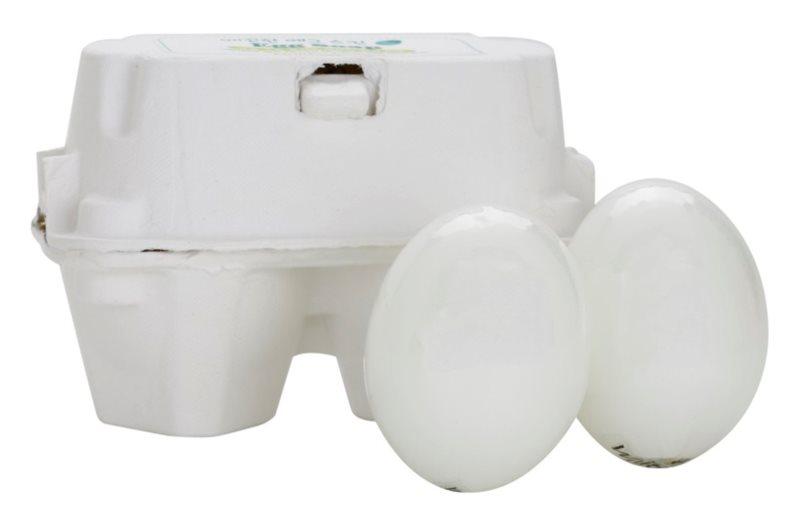 Holika Holika Smooth Egg Skin mýdlo pro mastnou a problematickou pleť