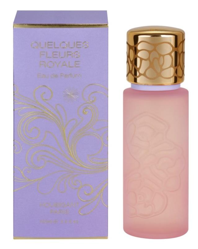 Houbigant Quelques Fleurs Royale eau de parfum pentru femei 100 ml