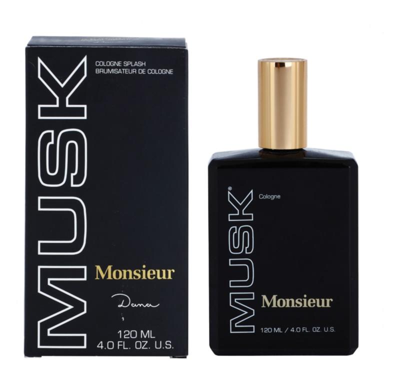 Houbigant Monsieur Musk eau de cologne pentru barbati 120 ml