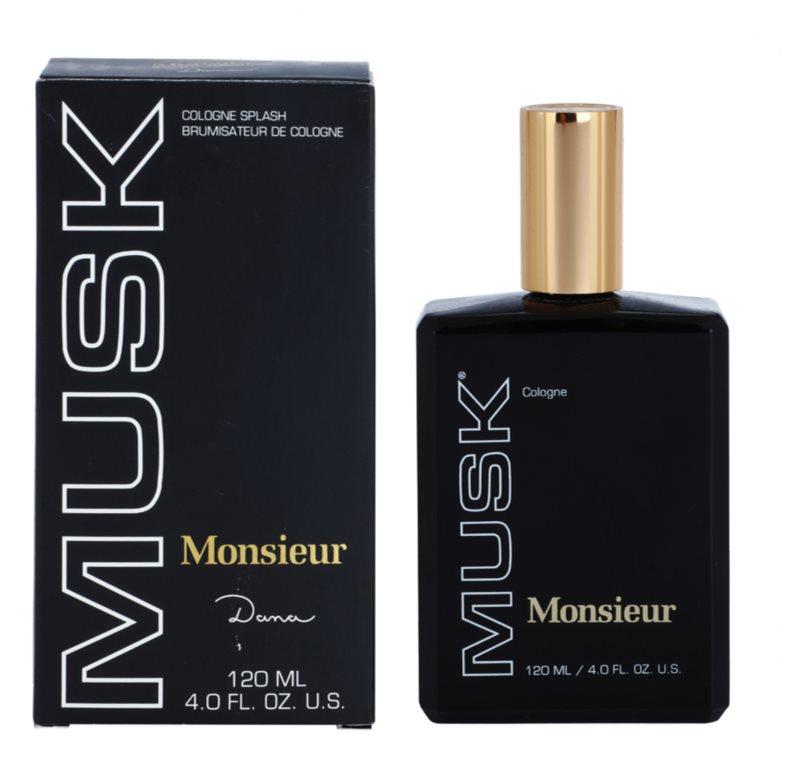 Houbigant Monsieur Musk kölnivíz férfiaknak 120 ml