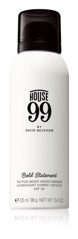 House 99 Bold Statement krém na tetovanie SPF 30