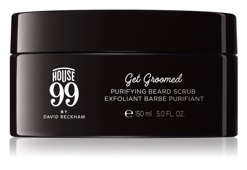 House 99 Get Groomed čistiace mydlo na bradu 3v1