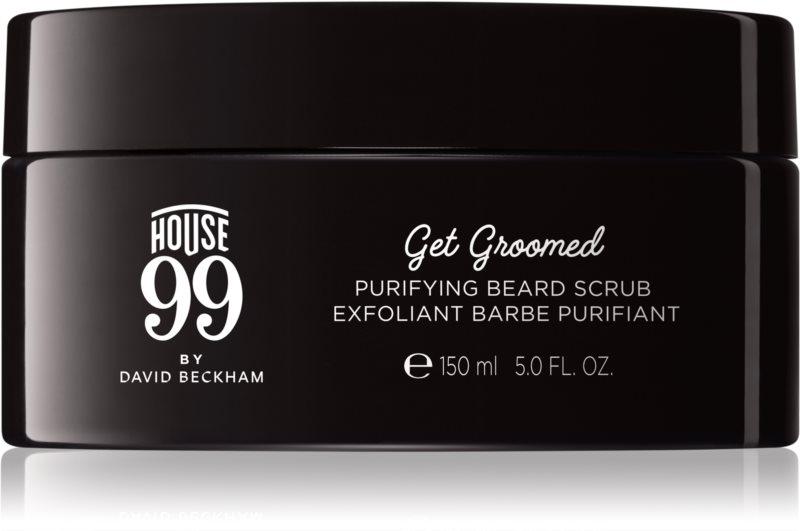 House 99 Get Groomed Čisticí mýdlo na plnovous 3 v 1