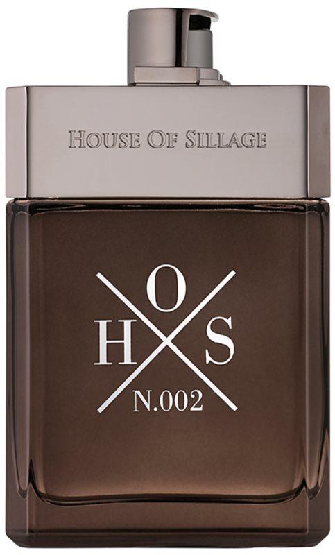 House of Sillage Hos N.002 parfém pro muže 75 ml