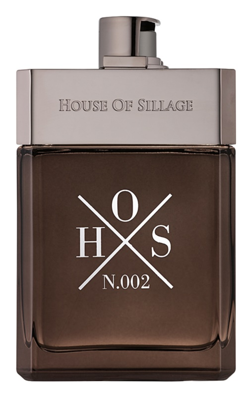 House of Sillage Hos N.002 Perfume for Men 75 ml