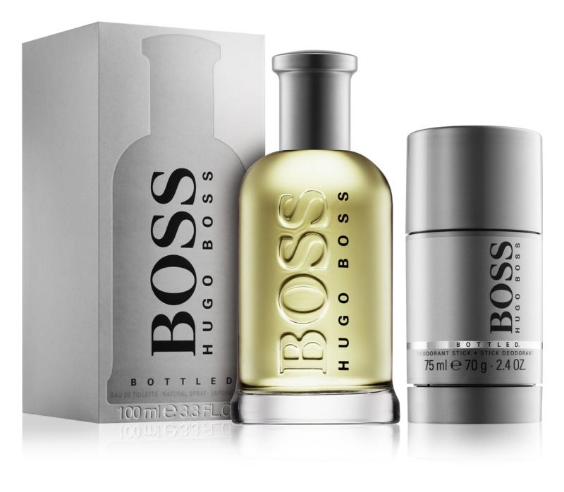 Hugo Boss Boss Bottled zestaw upominkowy – wygodne opakowanie