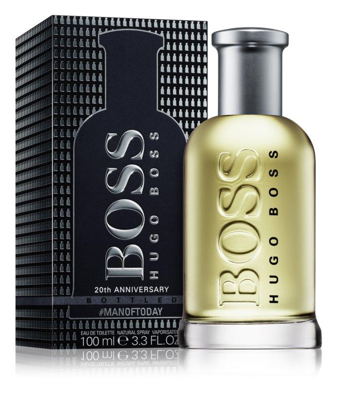 Hugo Boss Boss Bottled 20th Anniversary Edition Eau de Toilette für Herren 100 ml