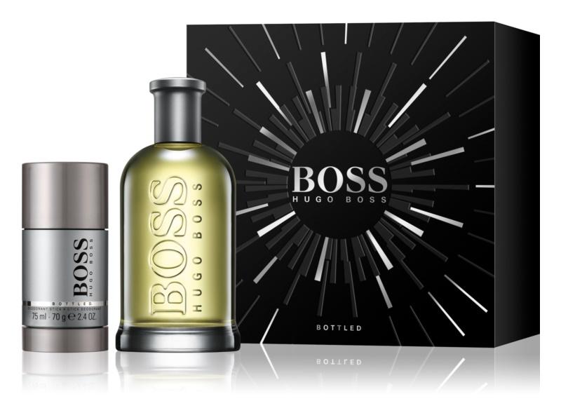 Hugo Boss Boss Bottled set cadou XXIV.
