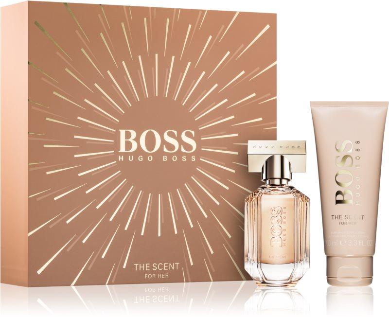 Hugo Boss Boss The Scent Gift Set VIII.