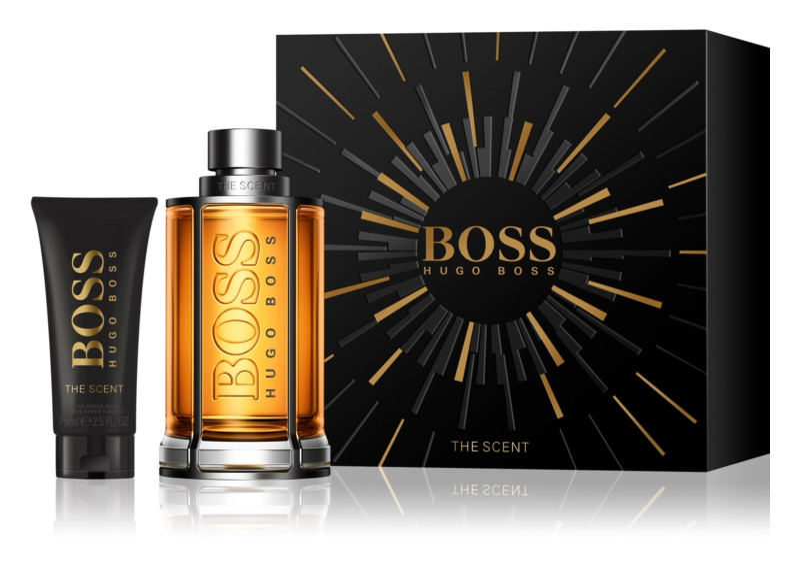 Hugo Boss Boss The Scent Gift Set ХІ