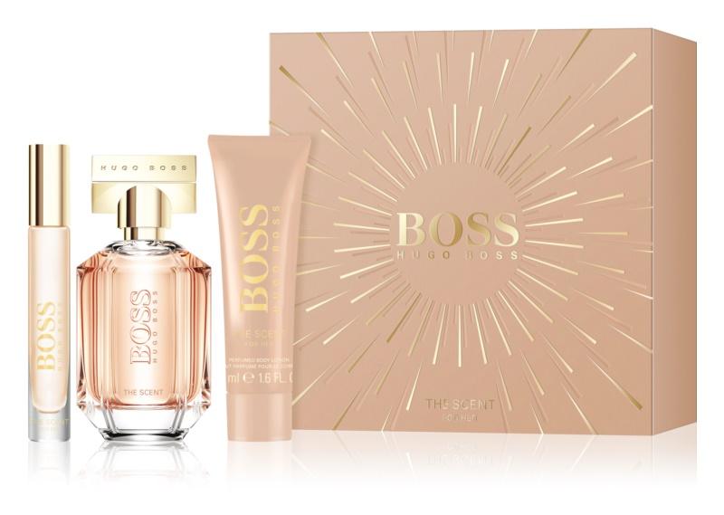 Hugo Boss Boss The Scent darčeková sada I.