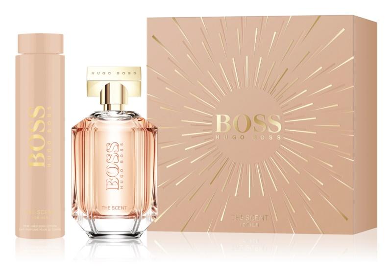 Hugo Boss Boss The Scent darčeková sada XIII.
