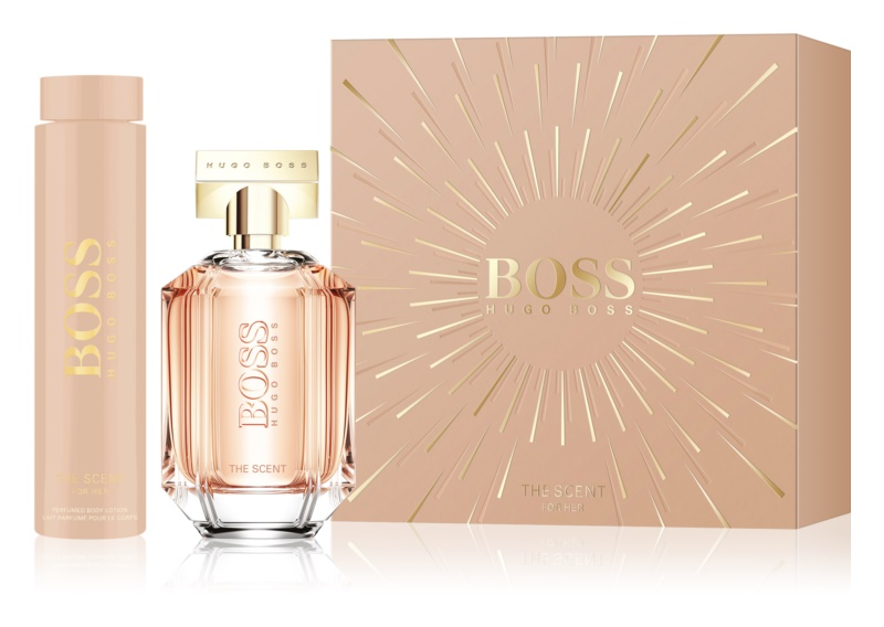 Hugo Boss Boss The Scent set cadou XIII.