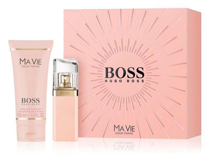 Hugo Boss Boss Ma Vie coffret cadeau VIII.