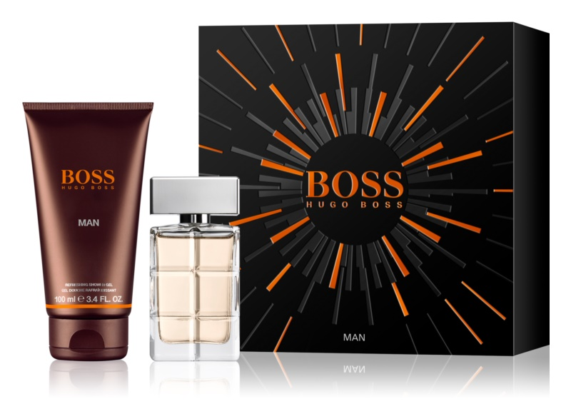 Hugo Boss Boss Orange Man darčeková sada X.