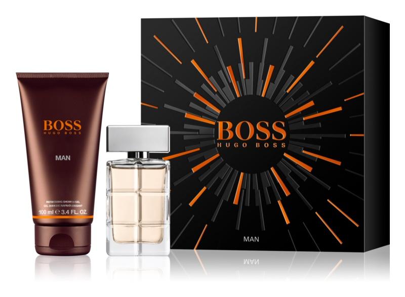 Hugo Boss Boss Orange Man подарунковий набір X.