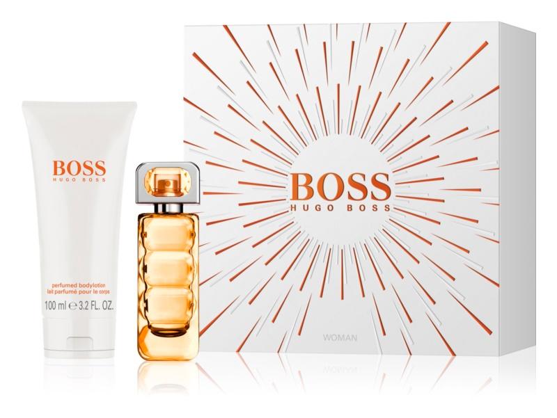 Hugo Boss Boss Orange dárková sada VII.