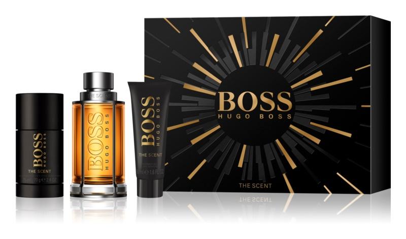 Hugo Boss Boss The Scent darčeková sada XII.