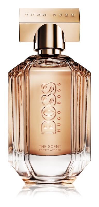 Hugo Boss Boss The Scent Private Accord parfémovaná voda pro ženy 100 ml