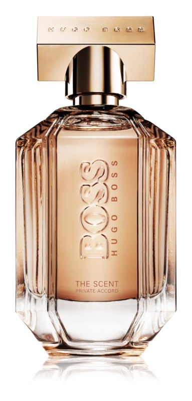 Hugo Boss Boss The Scent Private Accord woda perfumowana dla kobiet 100 ml