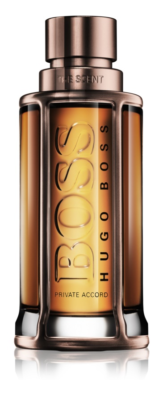 Hugo Boss Boss The Scent Private Accord Eau de Toilette voor Mannen 100 ml
