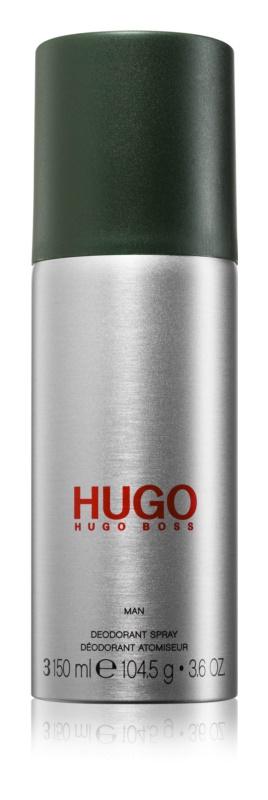Hugo Boss Hugo Man Deo Spray voor Mannen 150 ml