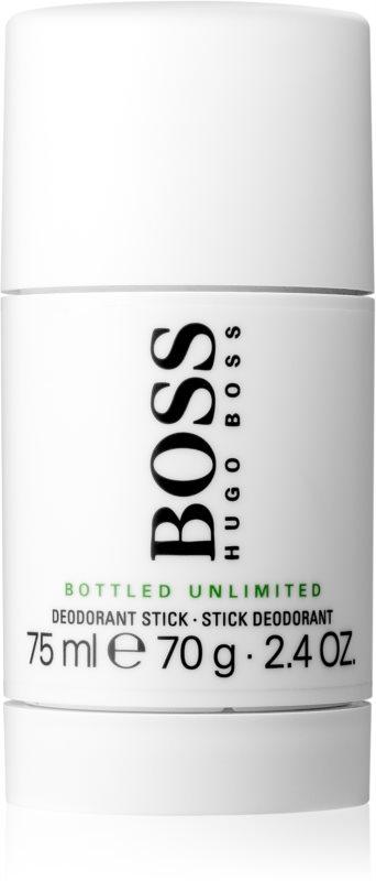 Hugo Boss Boss Bottled Unlimited stift dezodor férfiaknak 75 ml
