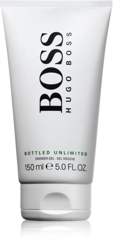 Hugo Boss Boss Bottled Unlimited Duschgel für Herren 150 ml