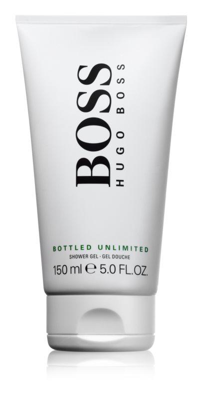 Hugo Boss Boss Bottled Unlimited gel doccia per uomo 150 ml