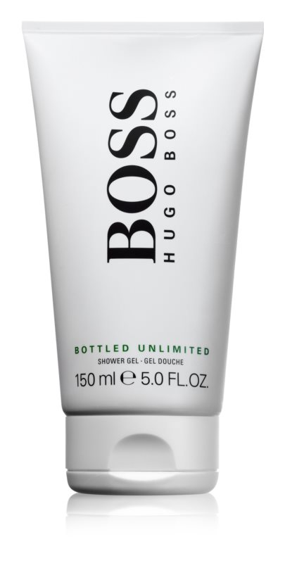 Hugo Boss Boss Bottled Unlimited gel za prhanje za moške 150 ml