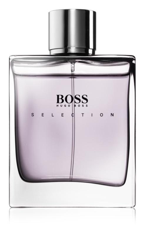 Hugo Boss Boss Selection Eau de Toilette para homens 90 ml