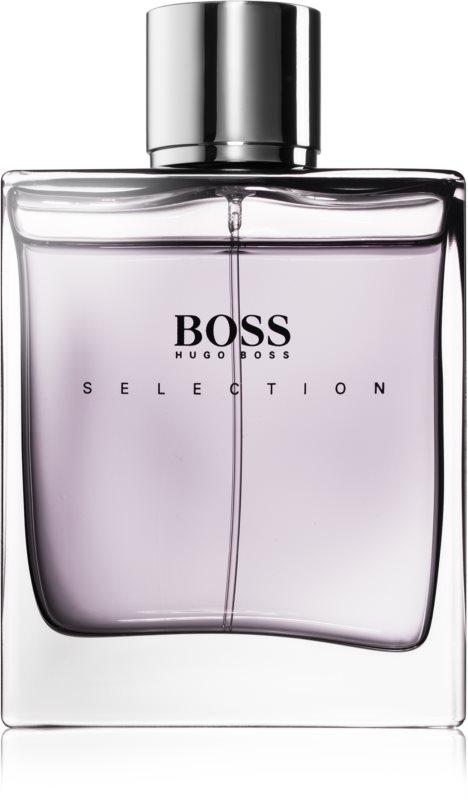 Hugo Boss Boss Selection eau de toilette pentru barbati 90 ml