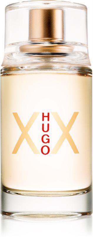 Hugo Boss Hugo XX Eau de Toilette para mulheres 100 ml